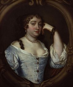 Anne Hyde, Duchess of York, wife of James II, Mother of Queen Mary II and Queen Anne Queen Mary Ii, Mary Queen Of Scots, Queen Anne, Charles Ii Of England, Queen Of England, Adele, House Of Stuart, Duchess Of York, National Portrait Gallery
