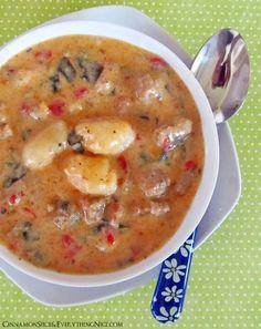 Gnocchi-Sausage-Soup