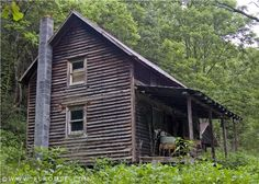 I love old houses