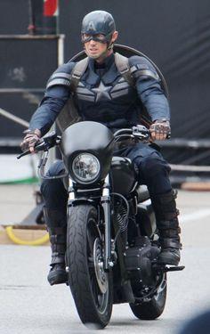 Capitán America en The Winter Soldier
