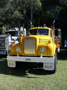 wauchope trucks of yesteryear 2007 109 by adze45, via Flickr