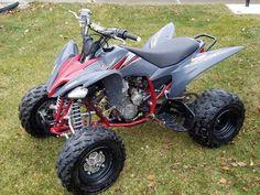 Used 2008 Yamaha RAPTOR 250 ATVs For Sale in Nebraska. Excellent ...