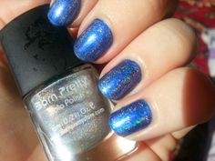 Whimsy Is Forever: [NOTD] Holo Heaven
