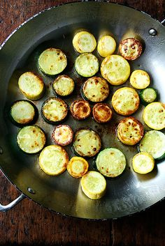 sauteed zucchini & squash by alexandracooks, via Flickr