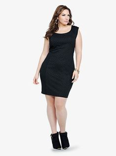 faa8af2177c Torrid Knee Length Polyester Plus Dresses for Women