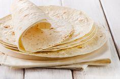 Tortilla Pizza, Pitta, Food And Drink, Baking, Ethnic Recipes, Recipes, Recipies, Bakken, Pies