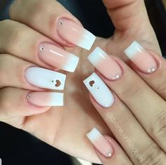 Romantic Nails, Elegant Nails, Classy Nails, Stylish Nails, Simple Nails, Trendy Nails, Perfect Nails, Gorgeous Nails, Aycrlic Nails