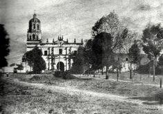 El Bable: Capillas y templos de la zona Coyoacan. Parte 30.