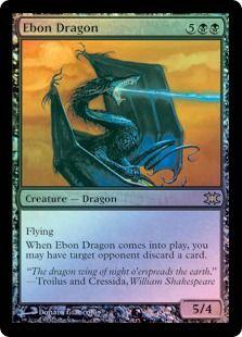 Ebon Dragon (From the Vault: Dragons)