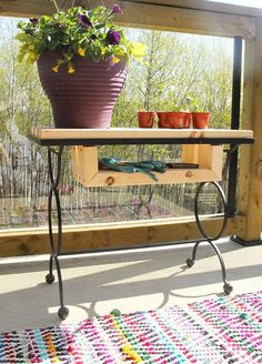 An Easy-build, Table Top, Made With Simple Lumber! | Hometalk