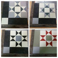 #rd101 #marmoleum #flooring #debruyns #design #forbo #victorian #bespoke #tile #tiles