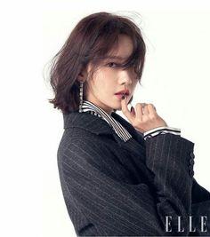 SNSD : Yoona * 윤아 * : IG Update - Elle Korea Magazine