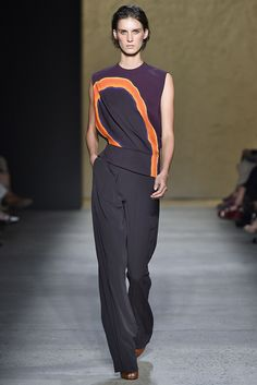 Narciso Rodriguez Spring 2016 Look 10