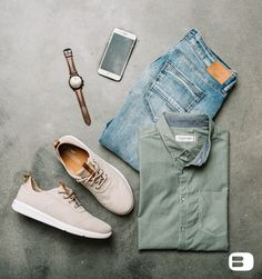 Men's Casual Outfits : Shop by Outfit | Buckle