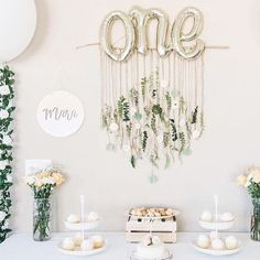 First birthday party GOALS, right here!  | First Birthday Girl