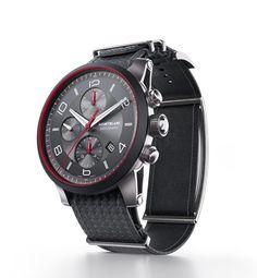 Montblanc apresenta pulseira inteligente e três novos modelos