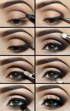 Maquiagem linda e sexy para este Dia dos Namorados #makeup #tutorial #beleza