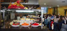 Reserva nuestras salas y buffet Libre para tus eventos, celebraciones, fiestas, cenas y comidas de empresa, etc.