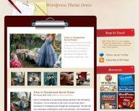 Papertagz WordPress Theme
