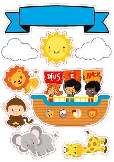 Printable Box, Printables, Diy Crafts To Do, Baby Decor, Boy Birthday, Mini Albums, Cake Toppers, Safari, Snoopy