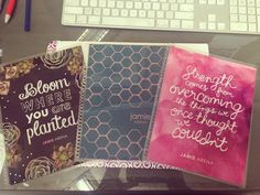 Happiness is...new covers for my Rose Gold planner that I can't wait to start in January!  Plus 2 of them were free!  Thanks @erincondren ! They are beautiful!!  #eclifeplanner #newcovers #beautiful #planneraddict #eclp #eclpvertical #eclphorizontal #eclprosegold #eclpcover #quotes #love #organized #happymailday @jamiek81