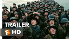 Christopher Nolan Savaş Filmi - Dunkirk İlk Fragman