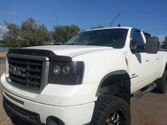 Big white one