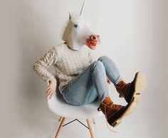 I'm just a normal unicorn