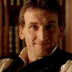 What a cute smile :D Ninth Doctor, Doctor Who, Christopher Eccleston, Save The Queen, Blue Box, David Tennant, Interesting Faces, Love Affair, Hello Gorgeous
