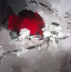 70x70 Kraftsenter Art, Abstract Art, Abstract, Painting
