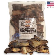 ChewMax Roasted Rib Bones 5 Lbs of 100% Natural Roasted Rib Bones Made in the USA -- See this great product. (This is an affiliate link and I receive a commission for the sales)