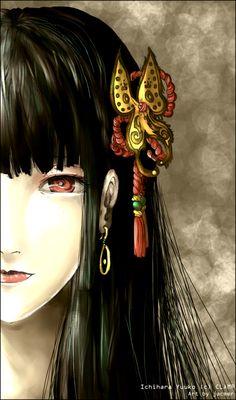 Yûko, la sorcière des dimensions