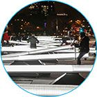 30 GIANT SEESAWS MONTREAL