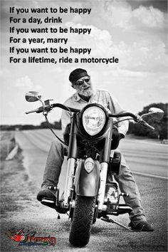 Biker for life...