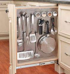26個DIY創意~讓你的廚房煥然一新   Giga Circle