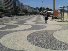 Praia de Copacabana (Rio de Janeiro - Brasil)