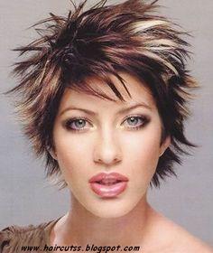short spiky haircuts for women | short spiky haircuts modern short spiky haircuts latest short spiky ...