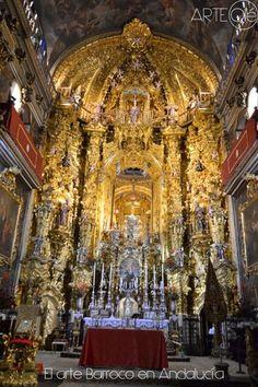 El arte Barroco en Andalucía. http://arteole.com/blog/el-arte-barroco-en-andalucia-i/