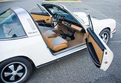 31 Photos Of A Devilishly Handsome 1973 Porsche 911S Targa | Airows