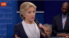 It's surprising that every single debate Hillary Clinton is adamant about America fact checking her, but apparently she doesn't realize that voters will catch he in lie after lie. Here are 5 massive lies Hillary told last night, but trust me…there's were tons more! Fact-Check #1 – Hillary Clinton claimed that she apologized for calling half […]