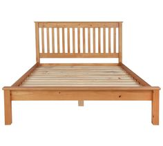 Buy Collection Aspley Small Double Bed Frame - Oak Stain at Argos.co.uk, visit Argos.co.uk to shop online for Bed frames, Beds, Bedroom furniture, Home and garden