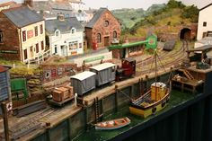 tetley mills model railway layout - Buscar con Google