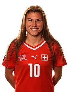 FIFA Women's World Cup Canada 2015™ - Players - Ramona-BACHMANN - FIFA.com Laws Of The Game, Women's Football, Fifa Women's World Cup, International Football, Female Athletes, Sports Women, Rugby, Equality, Canada