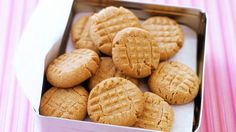There's no shortage of peanut buttery goodness in these easy and delicious cookies.