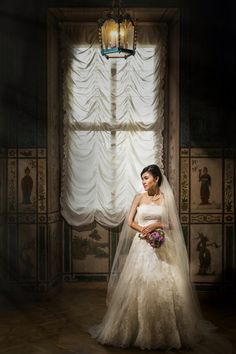 Lovely bride in @prague @lobkowitczPalace photo by @pelucha