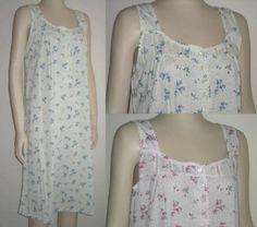 ...simple nightie;   http://www.ebay.co.uk/itm/LADIES-SLEEVELESS-NIGHTDRESS-NIGHTY-NIGHTIE-NIGHTWEAR-POLY-COTTON-/180915239867