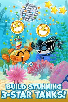 Fish with attitude how to breed moon fish game guides for Fish with attitude breeding guide