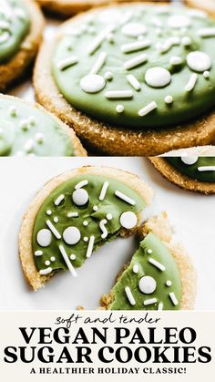 Dairy Free Recipes, Paleo Recipes, Baking Recipes, Whole Food Recipes, Gluten Free, Healthy Dessert Recipes, Vegan Desserts, Healthy Desserts, Vegan Baking