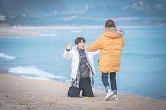 "More Adorable ""Weightlifting Fairy Kim Bok Joo"" Stills Weightlifting Fairy Kim Bok Joo Stills, Weightlifting Fairy Kim Bok Joo Wallpapers, Weightlifting Kim Bok Joo, Weighlifting Fairy Kim Bok Joo, Nam Joo Hyuk Lee Sung Kyung, Joon Hyung, Swag Couples, Kim Book, Nam Joohyuk"