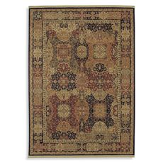 "Shaw Antiquities Collection Antique Bidjar Multicolor Rugs - Bed Bath & Beyond - 7'9"" X 11'1"" = $999.00"